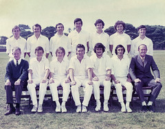 Williamstown CYMS Cricket Club - 1971-72 - Premiers - Matting