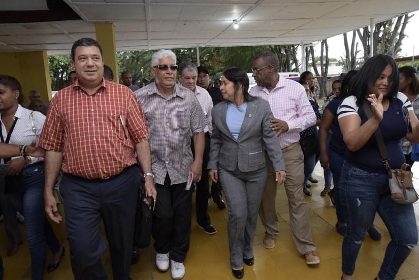 Encuentro de Apoyo en La Vega, 11 de agosto 2018