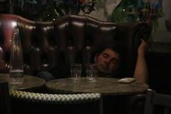 angelo takes a nap