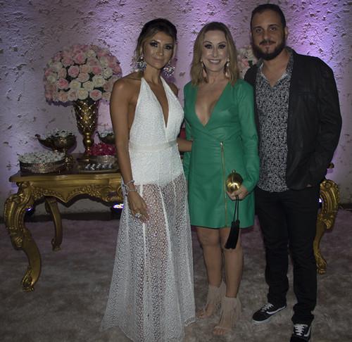 Raquel de Carvalho e Beto de Faria