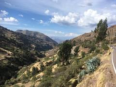 Abfahrt nach Julcamarca