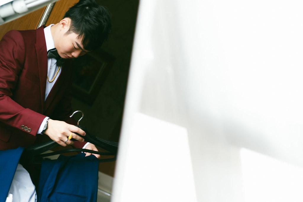 """""""台北推薦台中婚攝,JOE愛攝影,訂結同天,新莊翰品酒店"""