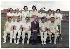 Williamstown CYMS Cricket Club - 1975-76 - Premiers - A Turf
