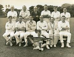 Williamstown CYMS Cricket Club - 1967-68 - Premiers