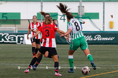 Real Betis Féminas - Athletic Bilbao Femenino