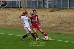 Sevilla FC Femenino - EDF Logroño