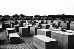 Memorial to the Murdered Jews of Europe - Berlin