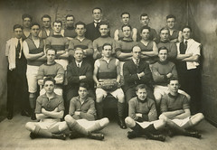 Williamstown CYMS Football Club - 1924 - Club Photo