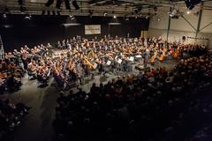 "De 4 orkesten tijdens Passie voor muziek • <a style=""font-size:0.8em;"" href=""http://www.flickr.com/photos/139249904@N02/45535424694/"" target=""_blank"">View on Flickr</a>"