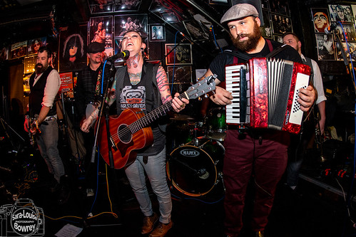 The Brandy Thieves at Ragged Bear 2018