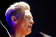 "Tilda Swinton en el Festival de Cine de Sitges 2018 • <a style=""font-size:0.8em;"" href=""http://www.flickr.com/photos/66091014@N00/45105082141/"" target=""_blank"">View on Flickr</a>"