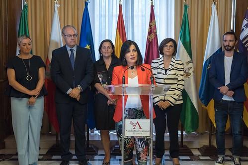 Grupo sobre Igualdad de Género de la CALRE (05-10-2018)