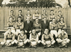 Williamstown CYMS Football Club - 1937 - Club Photo