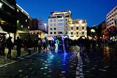 LED light in Monasteraki