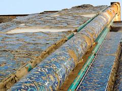 Ancient Blue Mosque tiles details - Tabriz, Iran