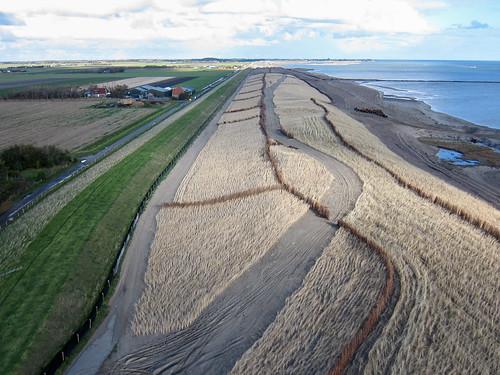 NIOZ haven en Prins Hendrik Zanddijk Texel end october/november 2018