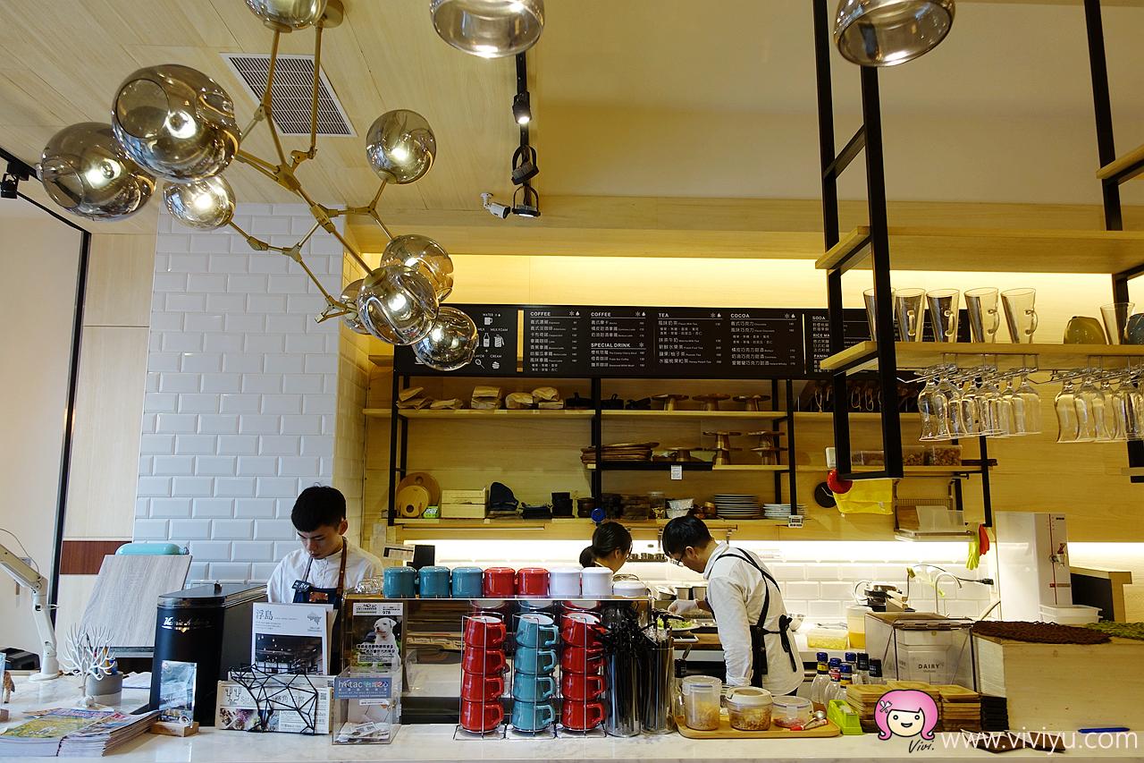 [林口美食]Söt Café 路角。日常.早午餐~可頌堡、米鬆餅、舒芙蕾厚鬆餅樣樣有 @VIVIYU小世界