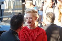 "Tilda Swinton en el Festival de Cine de Sitges 2018 • <a style=""font-size:0.8em;"" href=""http://www.flickr.com/photos/66091014@N00/44384554184/"" target=""_blank"">View on Flickr</a>"
