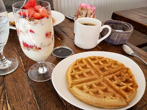 staycation2018 diningout yogurt waffles staycation... (Photo: Tom Ipri on Flickr)