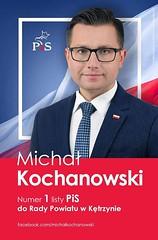 Kandydaci do Rady Powiatu Kętrzyńskiego