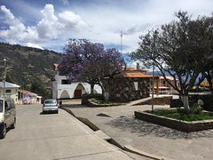 Plaza de Armas in Chincheros
