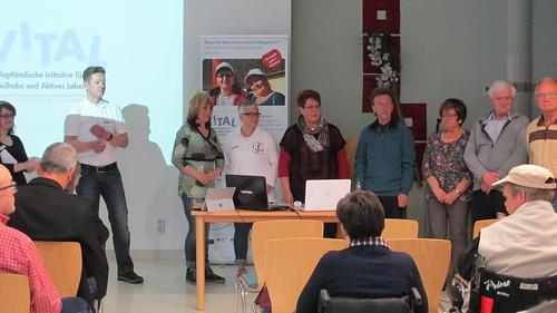 """Veranstaltung zum Europäischen Protesttages zur Gleichstellung von Menschen mit Behinderung in Rodewisch VITAL e.V. • <a style=""""font-size:0.8em;"""" href=""""http://www.flickr.com/photos/154440826@N06/44376109164/"""" target=""""_blank"""">View on Flickr</a>"""