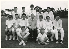 St Mary's Cricket Club - 1965-66 - Team Photo