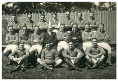 Williamstown CYMS Football Club - 1939 - Runners Up - B Grade