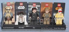 Lego - Exclusive Star Wars Figures
