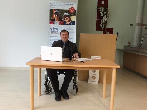 """Veranstaltung zum Europäischen Protesttages zur Gleichstellung von Menschen mit Behinderung in Rodewisch VITAL e.V. • <a style=""""font-size:0.8em;"""" href=""""http://www.flickr.com/photos/154440826@N06/45047413312/"""" target=""""_blank"""">View on Flickr</a>"""