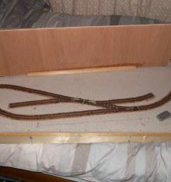 yard wiring 2 girdergibbon tags ngauge layout model train railway nscale [ 1024 x 768 Pixel ]