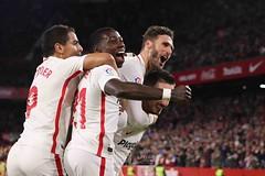 Sevilla FC - SD Huesca