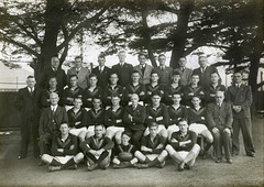 Williamstown CYMS Football Club - 1947 - Club Photo