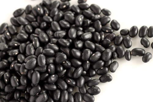 dried black beans