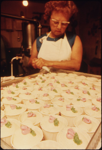Member of the Donald Dannheim Family Who Operate a Dairy and Ice Cream Store...
