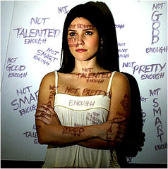 woman-low-self-esteem by mncoward