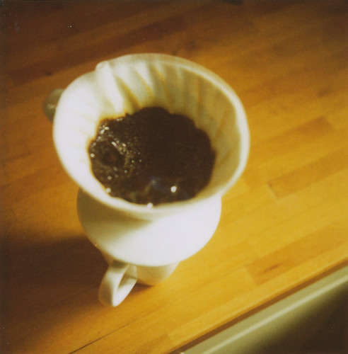 A Crush on Drip Coffee