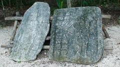 Coba stele