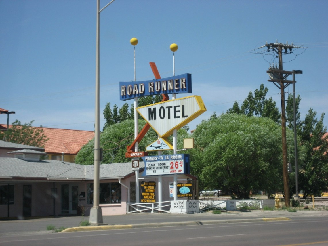 Cool Googie Signage