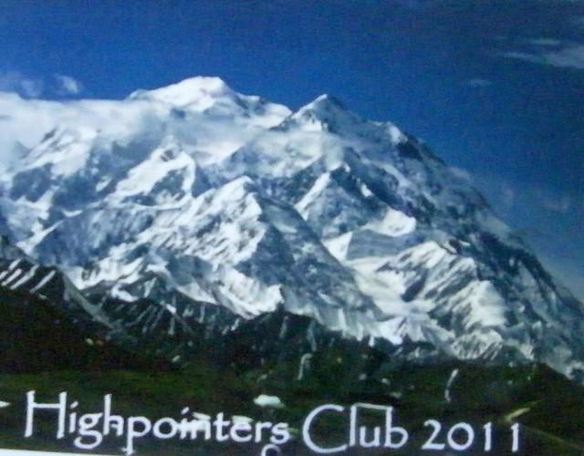 2011 Highpointers Club Calendar