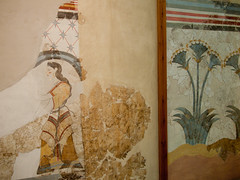 Ancient Santorini Wall Art