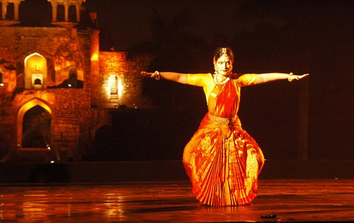 Greatest of the pursuits are mostly solitary. Bharatanatyam Danseuse, Geeta Chandran. India
