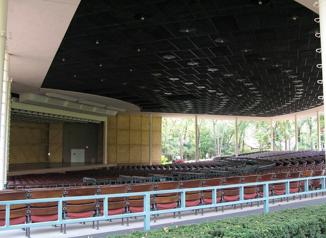Ravinia  Pavilion  Flickr  Photo Sharing