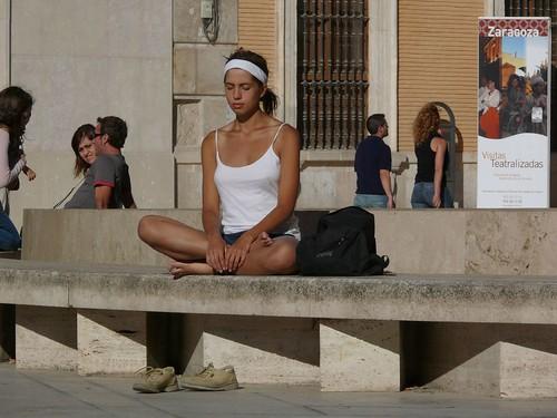 Meditación Méditation Meditação Meditation