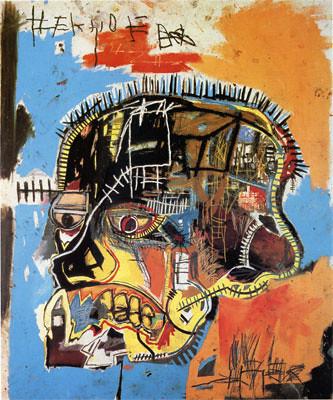 basquiat by noono