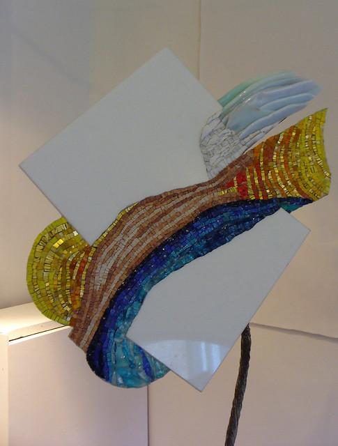 Verdiano Marzi's mosaic