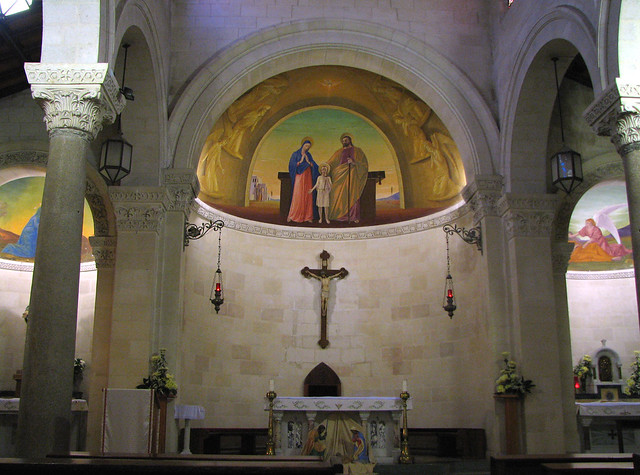 Nazareth St Joseph Church Flickr Photo Sharing