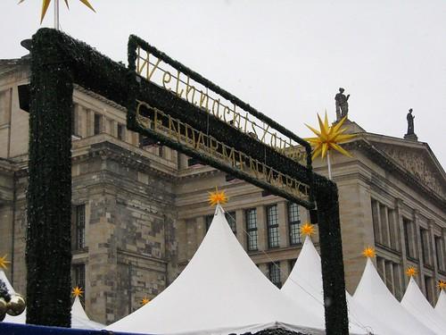 Weihnachtsmärkte, Berlin 2008