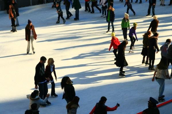 Ice-skating Field