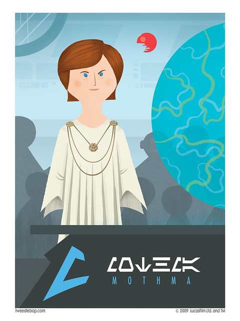 M is for Mothma